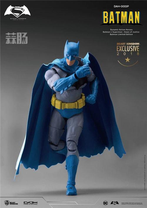 2018SDCC圣地亚哥限定1/9漫画色蝙蝠侠&超人&神奇女侠  神奇女侠 超人 蝙蝠侠 模玩  第1张