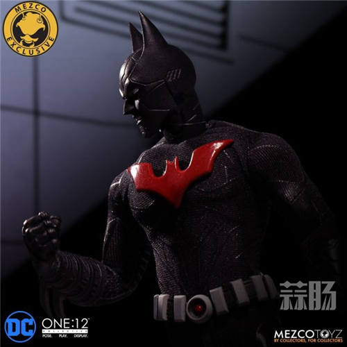 2018 圣地亚哥动漫节限定 6寸 未来蝙蝠侠官图来袭! 模玩 第4张