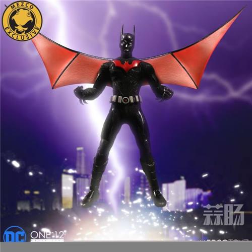 2018 圣地亚哥动漫节限定 6寸 未来蝙蝠侠官图来袭! 模玩 第5张
