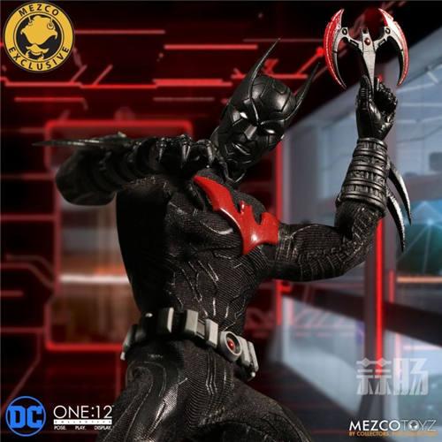 2018 圣地亚哥动漫节限定 6寸 未来蝙蝠侠官图来袭! 模玩 第3张