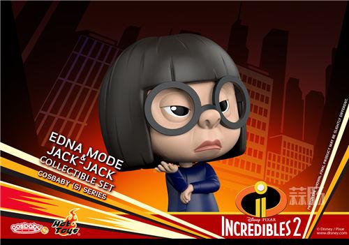 Hot Toys《超人总动员2》COSBABY (S)迷你珍藏人偶 模玩 第8张