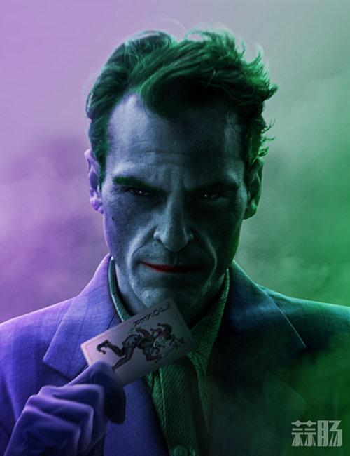 小丑大电影新情报:或将与新版《蝙蝠侠》联动! 动漫 第1张