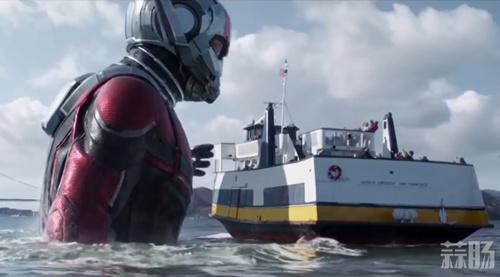 有新镜头!《蚁人2:黄蜂女现身》终极正式预告片公开! 动漫 第1张