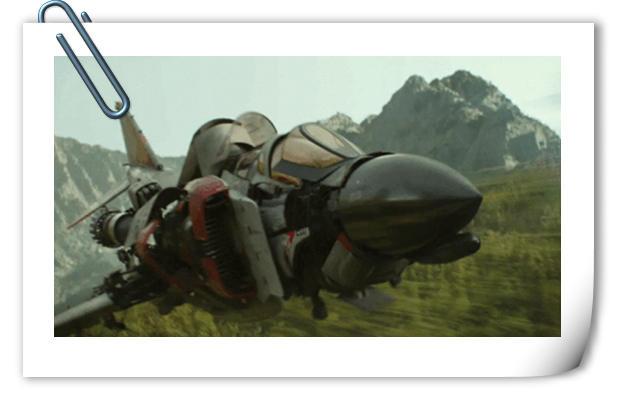 派拉蒙母公司透露《大黄蜂》预告片中F4战机身份