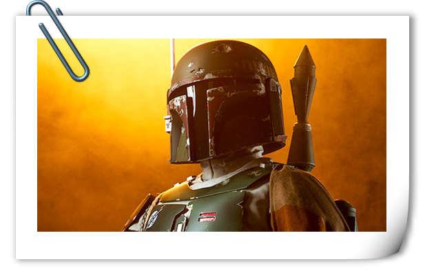 Sideshow公布星战帝国反击战 Boba Fett 赏金猎人波霸雕像!