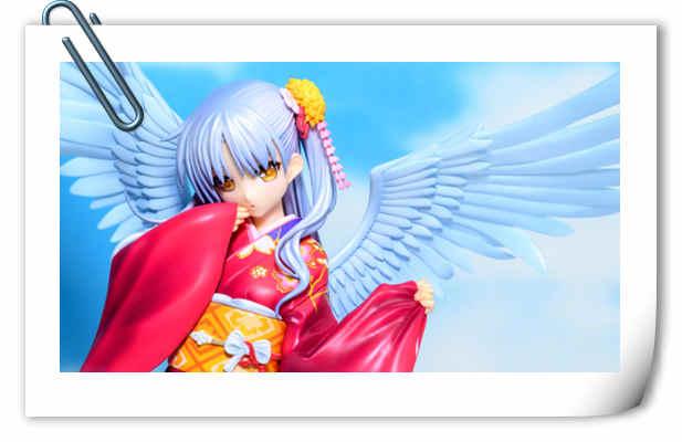 真·天使!GSC 《Angel Beats! 》1/7 立华奏手办来袭!