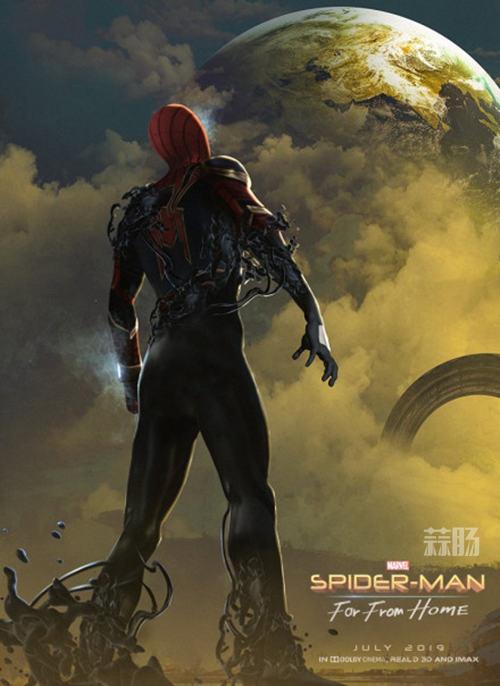 《蜘蛛侠:英雄归来》续集开拍!汤姆·霍兰德现身片场! 动漫 第3张