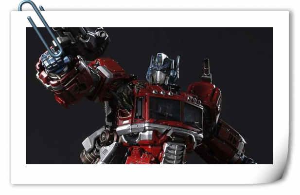 XM Optimus Prime擎天柱雕像 官图更新!