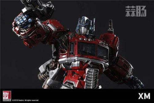 XM Optimus Prime擎天柱雕像 官图更新! 变形金刚动态 第1张