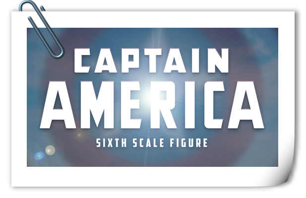 Sideshow 预告:超级女孩 雕像 & 1/6 美国队长 可动人偶即将来袭