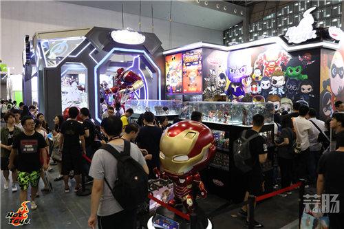第14届中国国际动漫游戏博览会·7月5至9日 模玩 第2张