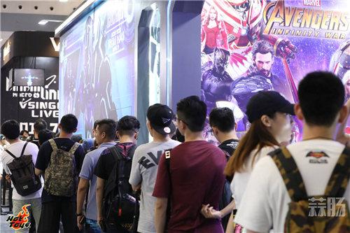 第14届中国国际动漫游戏博览会·7月5至9日 模玩 第1张