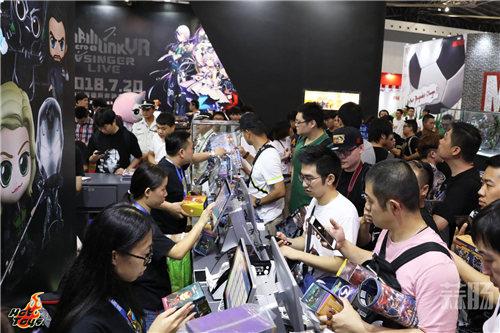 第14届中国国际动漫游戏博览会·7月5至9日 模玩 第11张