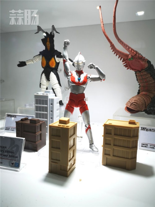 上海CCG万代 SHF奥特曼展台展品一览 模玩 第3张