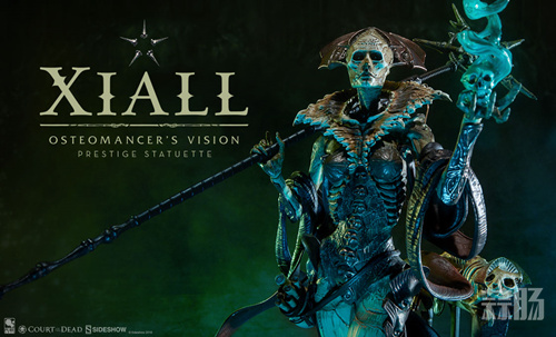 Sideshow 预告:死亡法庭系列及雷神 雕像即将来袭! 模玩 第3张