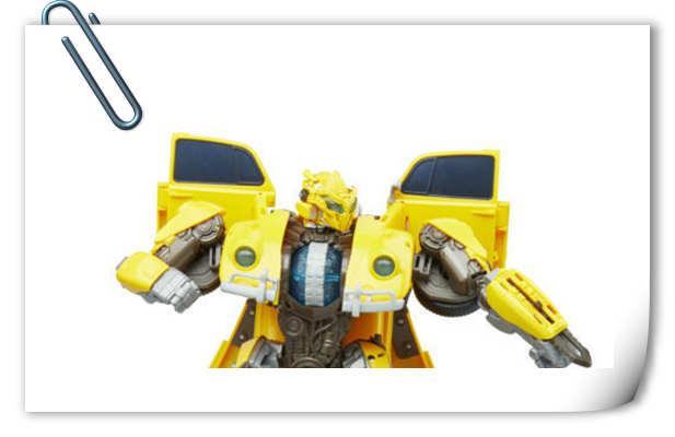 《大黄蜂独立电影》Power Charge系列 甲壳虫大黄蜂 官图来袭!