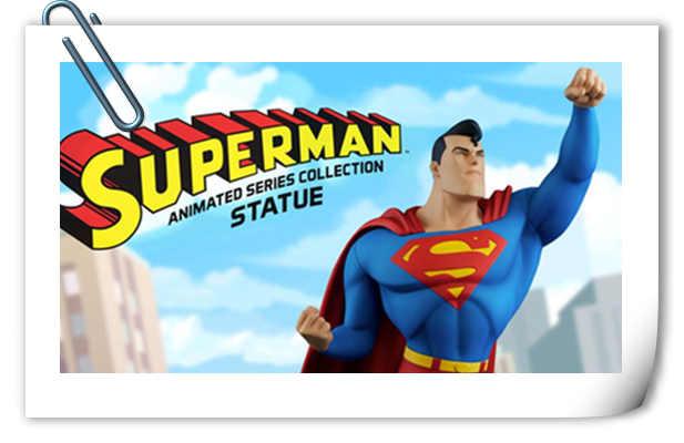 Sideshow 预告:DC三巨头——神奇女侠&蝙蝠侠&超人即将来袭!