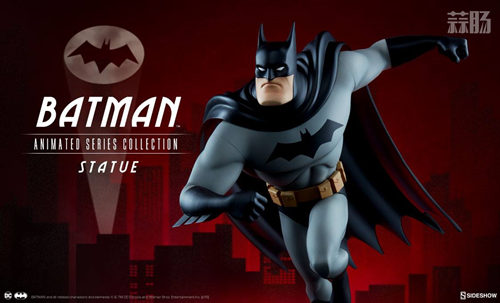 Sideshow 预告:DC三巨头——神奇女侠&蝙蝠侠&超人即将来袭! 蝙蝠侠 超人 神奇女侠 动漫  第2张