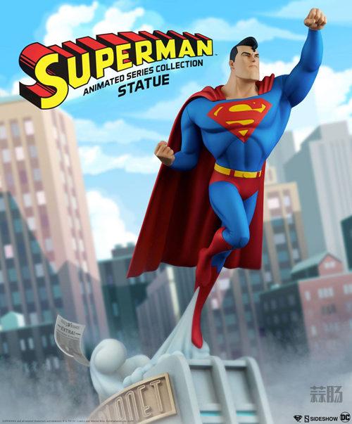 Sideshow 预告:DC三巨头——神奇女侠&蝙蝠侠&超人即将来袭! 蝙蝠侠 超人 神奇女侠 动漫  第3张