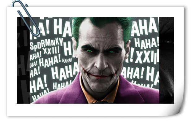 杰昆·菲尼克斯版小丑大电影定档!明年10月将在北美公映!
