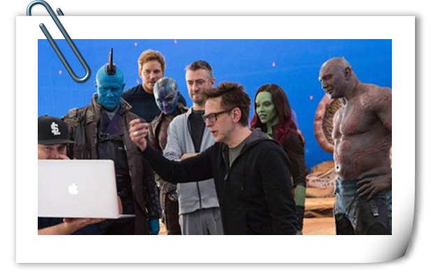 《银河护卫队》导演被解职 演员发声表示因开玩笑被解职不同意!