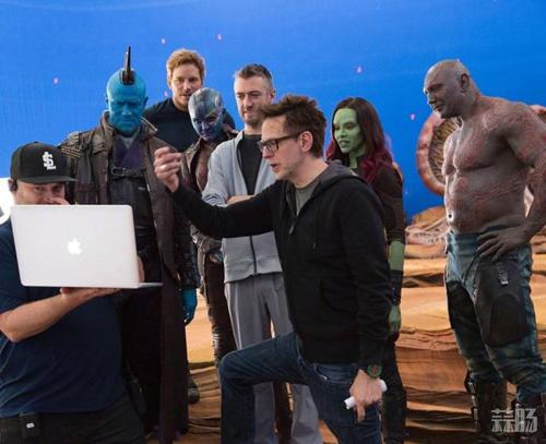 《银河护卫队》导演被解职 演员发声表示因开玩笑被解职不同意! 银河护卫队 动漫  第2张