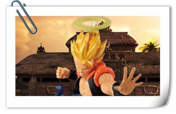 Banpresto龙珠Z《造形天下一武道会》一款特别作品即将发售!