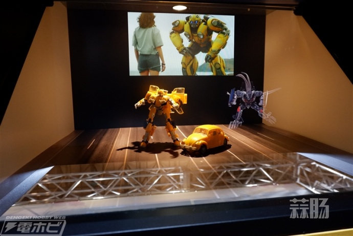 2018WF夏 TakaraTOMY展台的甲壳虫大黄蜂来啦! 变形金刚 第5张