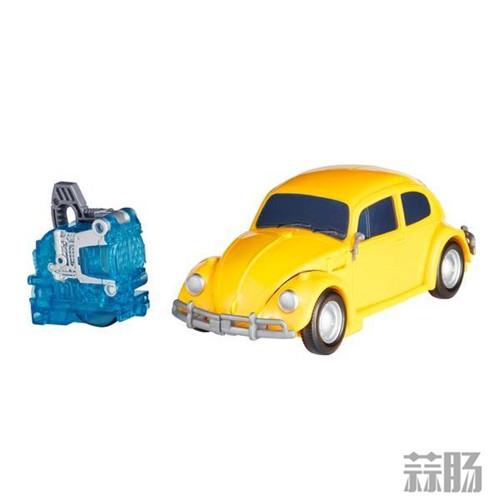 孩之宝《大黄蜂》电影玩具官图—— 大黄蜂&路障! 变形金刚 第2张