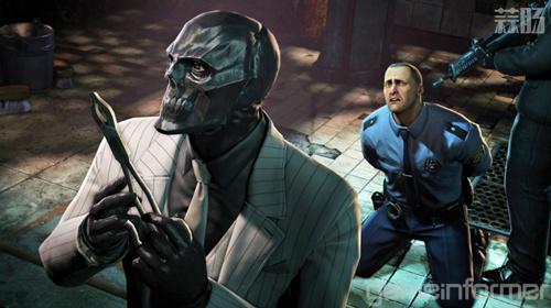 反派黑面具来了!DC新片《猛禽小队》反派确认! 动漫 第1张