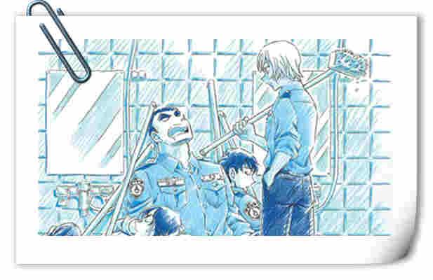 青山刚昌最新绘制「警察学校篇」彩铅海报!扎心了...