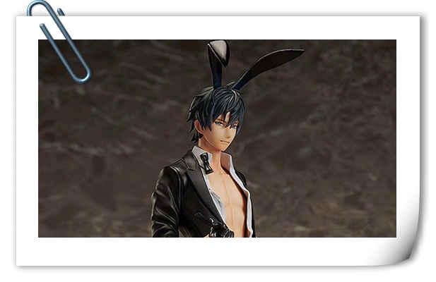 FREEing 《10 count 》 黑濑陆 Bunny手办细节公开!