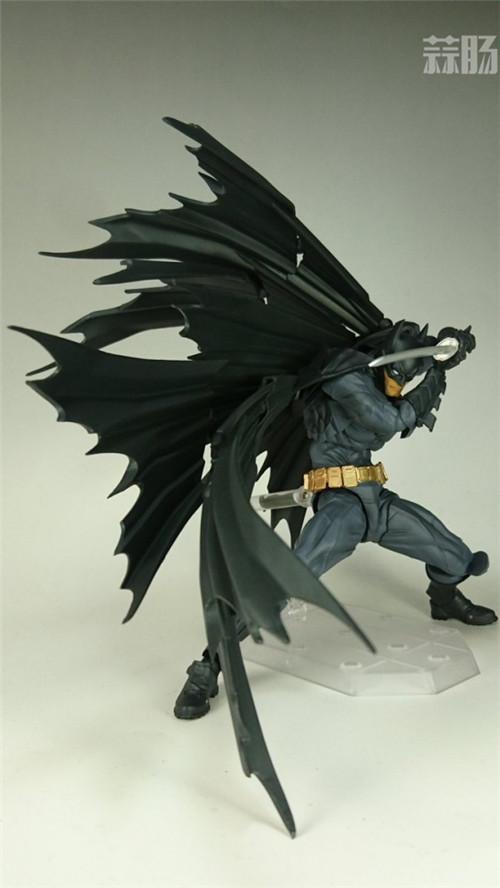 海洋堂可动模型——全新Batman蝙蝠侠来袭! 模玩 第4张