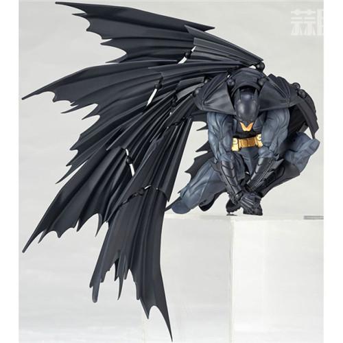 海洋堂可动模型——全新Batman蝙蝠侠来袭! 模玩 第5张