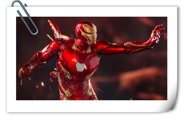 Iron Studios1/10《复联3:无限战争》钢铁侠 MK48来袭!