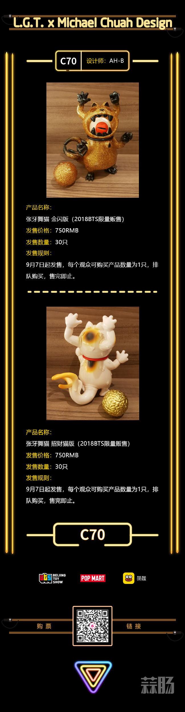 2018北京国际潮流玩具展第一波超人气限定品公开 漫展 第12张