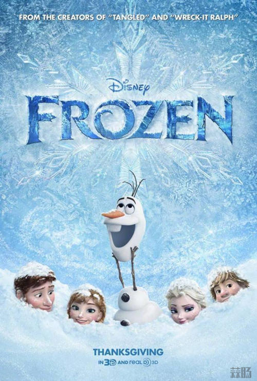 《冰雪奇缘2》新编剧加盟 北美明年11月底上映 动漫 第1张