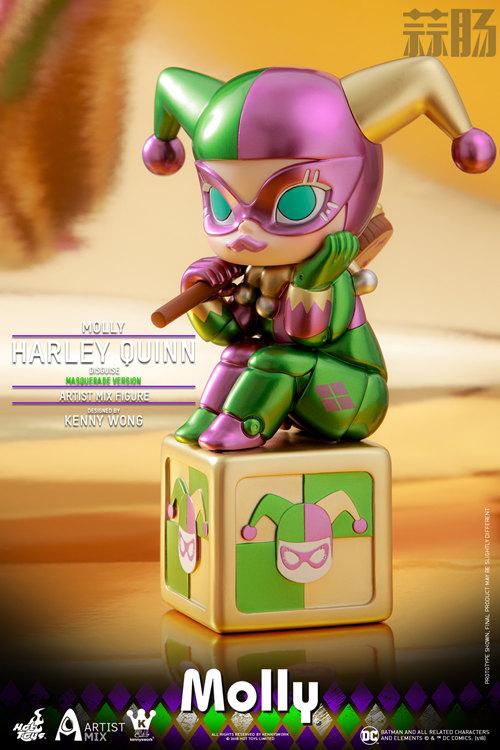 Hot Toys 与 Kennyswork最强联乘再度出击! 模玩 第3张