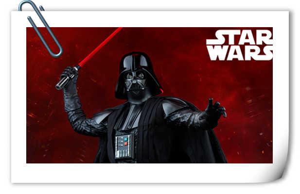 Sideshow 预告:《星球大战》黑武士 达斯·维达雕像来袭!