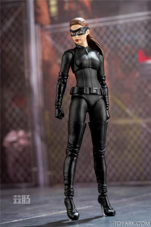 SH Figuarts黑暗骑士崛起 猫女模型开盒图 模玩 第3张