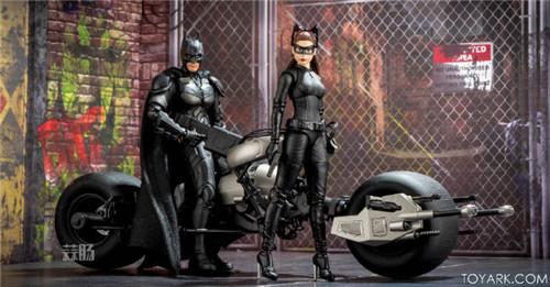 SH Figuarts黑暗骑士崛起 猫女模型开盒图 模玩 第5张