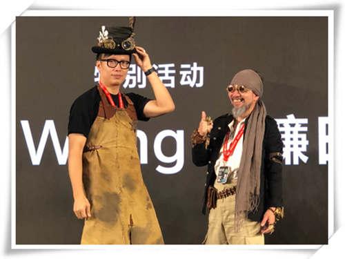 镰田光司:中国的粉丝们让我感动,期待与MOLLY的合作