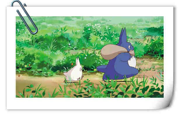 《龙猫》年底上映? 国内或能看到更多宫崎骏的动画