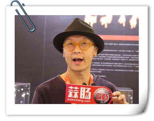 Eric so (苏勋):创作就是与众不同的表达方式,与钟汉良的最新合作亮相BTS