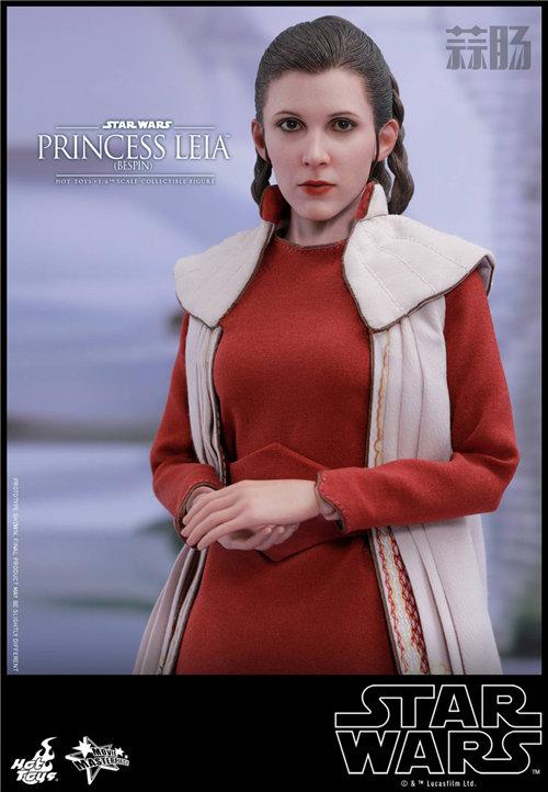 《星球大战5:帝国反击战》莱娅公主(贝斯坪版) 1:6比例珍藏人偶 模玩 第5张