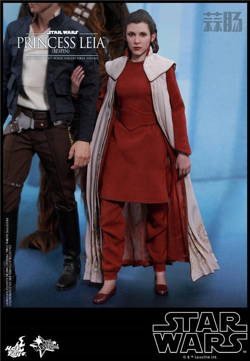 《星球大战5:帝国反击战》莱娅公主(贝斯坪版) 1:6比例珍藏人偶 模玩 第4张