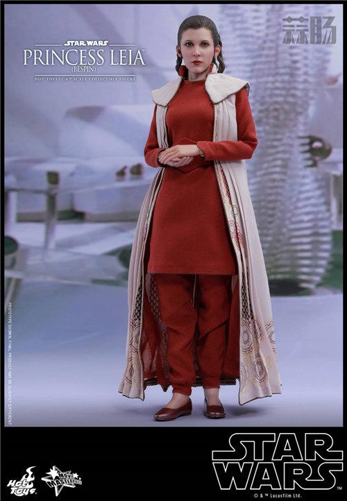 《星球大战5:帝国反击战》莱娅公主(贝斯坪版) 1:6比例珍藏人偶 模玩 第6张