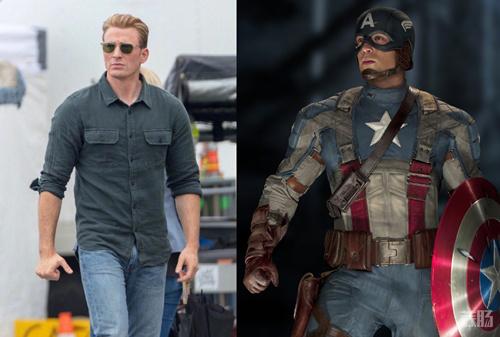 """克里斯·埃文斯将正式道别""""美国队长""""这一角色? 动漫"""
