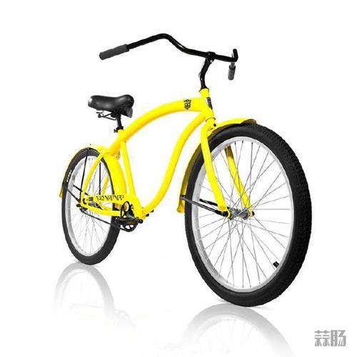 孩之宝授权Villy Custom推出大黄蜂电影联名款自行车 变形金刚动态 第3张