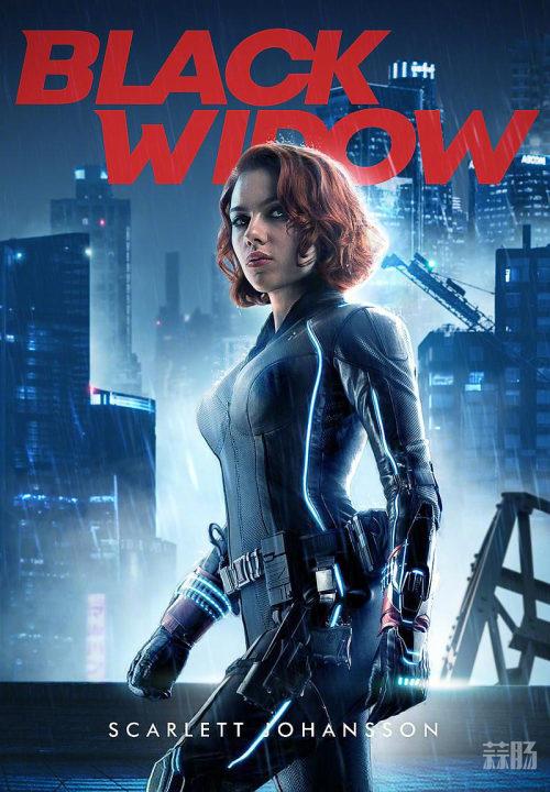 漫威2020年新片上映计划:《黑寡妇》&《永恒族》! 动漫